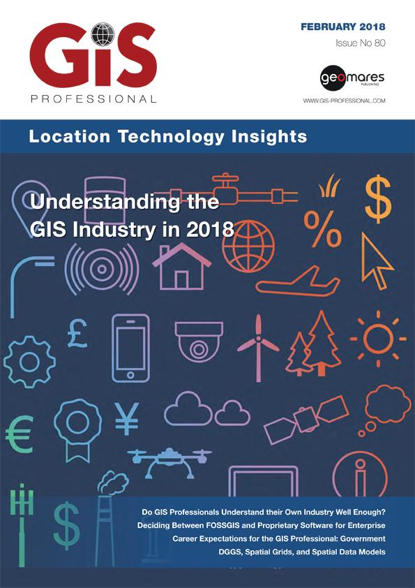 February 2018 | GIS Professional