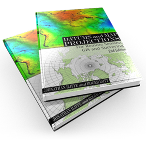 cover of Datums and Map Projections
